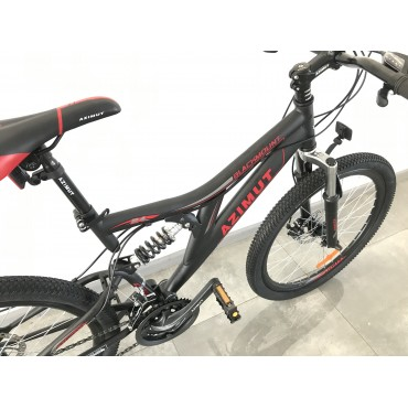 Велосипед Azimut Blackmount 16