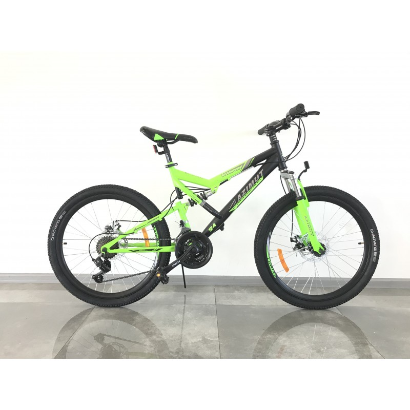 Велосипед Azimut Scorpion 17