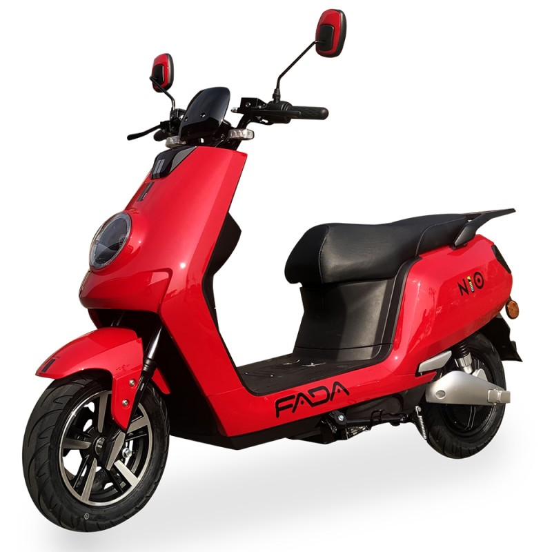 Скутер електричний FADA-NiO 2000W (Li-oN)