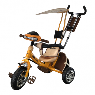 Дитячий триколісний велосипед Azimut BC-15 An Safari
