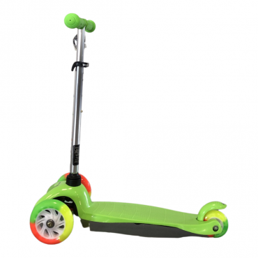 Дитячий самокат iTrike Mini BB 3-013-4 Green