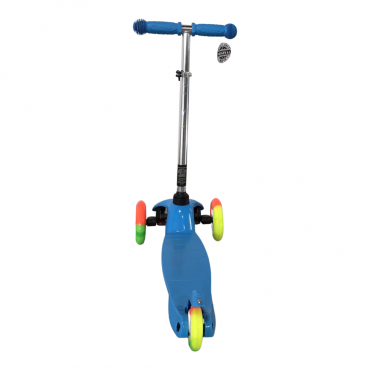 Дитячий самокат iTrike Mini BB 3-013-4 Blue