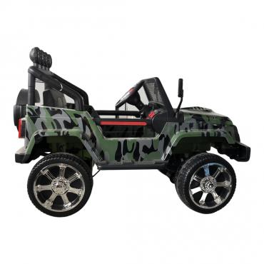 Дитячий електромобіль Джип Bambi M 3237