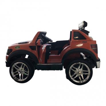 Дитячий електромобіль Джип Bambi M 3579 EBLR-7 Ford Long