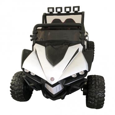 Дитячий електромобіль Джип Bambi M 3804 EBLR-1 Баггі