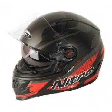 Мотошлем Nitro 2200 Black (Англия)